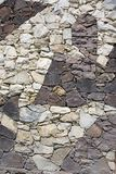 Rock Wall Background Stock Photography