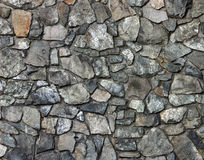 Rock Wall Background Royalty Free Stock Photos