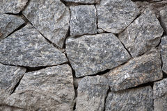 Rock wall background close up Royalty Free Stock Photography