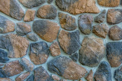 Rock Wall Closeup stock photography