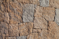 Rock wall. Stock Image