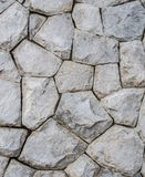 Rock Wall. Image of an old rock wall background Royalty Free Stock Photos