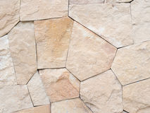 Rock wall. Modern style Royalty Free Stock Images