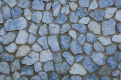 Rock wall pattern Royalty Free Stock Photography