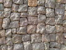 Rock wall. Rock Stone wallpaper Stock Image