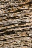 Rock wall texture Stock Image