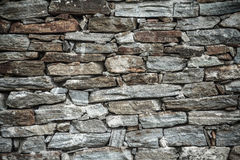 Rock Wall Royalty Free Stock Images