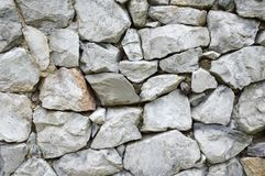 Rock wall texture Royalty Free Stock Photography