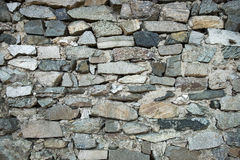 Rock wall texture. Good for background layer Royalty Free Stock Photos