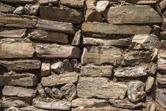 Rock wall Royalty Free Stock Image