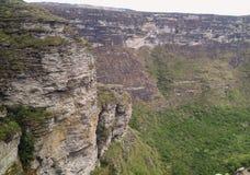 Rock walls, canyons and nature