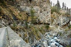 Rock, Water, Geological Phenomenon, Tree stock photography
