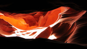 Rock waves in Antelope Canyon, Page, Arizona Stock Photos