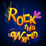 Rock the World Stock Photos