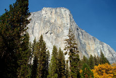 The Rock of Yosemite Stock Images