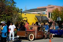 2015 Rockabillaque, Charleston du nord, Sc Images libres de droits