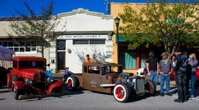 2015 Rockabillaque, Charleston norte, SC Imagens de Stock