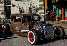 2015 Rockabillaque, Noord-Charleston, Sc Stock Fotografie