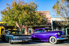 2015 Rockabillaque, North Charleston, SC. Royalty Free Stock Photo