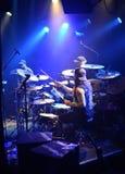 Rockband Royaltyfri Bild