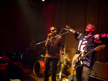 Rockband Stockfotos