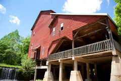 Rockbridge Mill Stock Photography