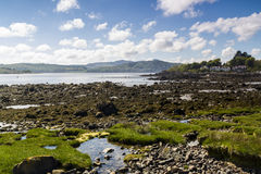 Rockcliffe, Dumfries and Galloway, Scotland. Royalty Free Stock Photo