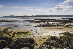 Rockcliffe, Dumfries and Galloway, Scotland. Stock Photo