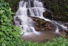 Rockdale Waterfall Royalty Free Stock Photos