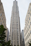 Rockefeller budynek Zdjęcia Royalty Free