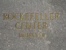 Rockefeller Center Stock Photography