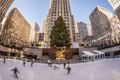 Rockefeller Center Royalty Free Stock Image