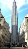 Rockefeller Center in New York City Royalty Free Stock Photo