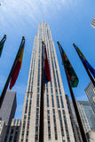 Rockefeller Center Stock Photography