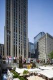 Rockefeller Center, editorial Stock Photos
