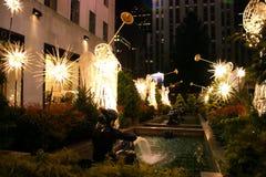 Rockefeller Center, New York City Royalty Free Stock Image