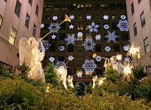 The Rockefeller Center NYC Stock Photography