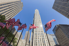 Rockefeller Center in NYC Royalty Free Stock Image