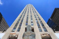 Rockefeller Center, NYC Royalty Free Stock Image
