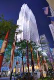 Rockefeller Centrum Zdjęcia Stock