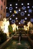 Rockefeller centrum miasta nowy Jork Zdjęcia Royalty Free