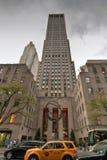 Rockefeller centrum Miasto Nowy Jork Zdjęcia Stock
