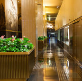 Rockefeller centrum wnętrze Obraz Royalty Free