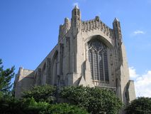 Rockefeller Chapel Stock Photos
