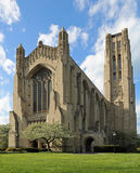 Rockefeller Chapel Royalty Free Stock Image