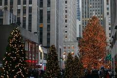 Rockefeller-Mitte Stockbild