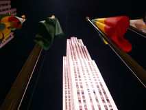 Rockefeller-Mitte Stockfotografie