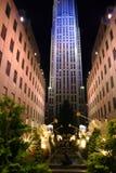 Rockefeller-Mitte, New York City Stockfoto