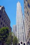 75 Rockefeller-Piazzagebäude Lizenzfreie Stockfotos