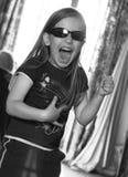 rocker νεολαίες Στοκ Φωτογραφία